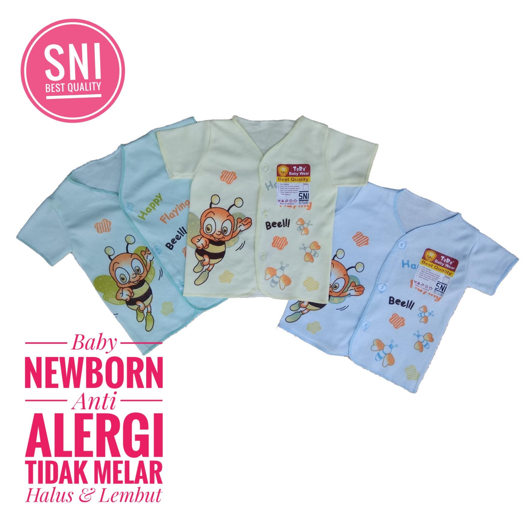 Download Gambar. SNI Baju Bayi Kaos Pakaian Lakilaki Perempuan Perlengkapan Baru Lahir Baby Newborn Murah ...