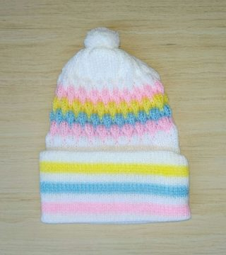Topi Bayi Rajut Kupluk Lakilaki Perempuan Perlengkapan Bayi Baru Lahir Baju  Baby Newborn Pakaianu fb74922965