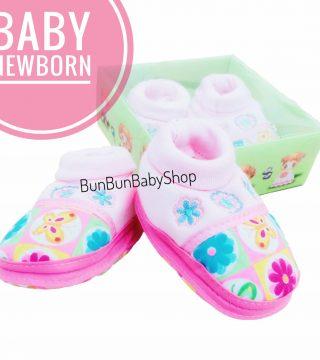 Sepatu Bayi Baru Lahir Lucu Prewalker Murah Perlengkapan Bayi Perempuan  Laki Peralatan Newborn 21555109b2