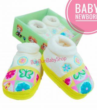 Sepatu Bayi Boy Girl Newborn Perlengkapan Bayi Lahir Baby Prewalker Murah  Lucu Laki Perempuan 847dd1c0ff